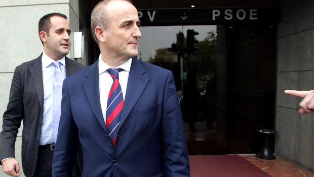 El exministro de Industria (2008 - 2011), Miguel Sebastián