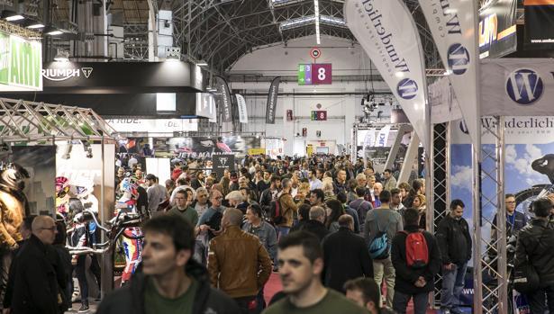 Barcelona se convierte en el escaparate nacional de las dos ruedas, después de un mes de febrero con un crecimiento del 17% más en las matriculaciones