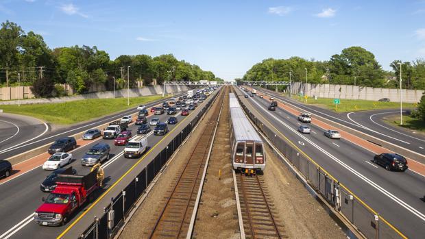 I-66 en Virginia, EE.UU., un proyecto valorado en más de 3.000 millones de euros