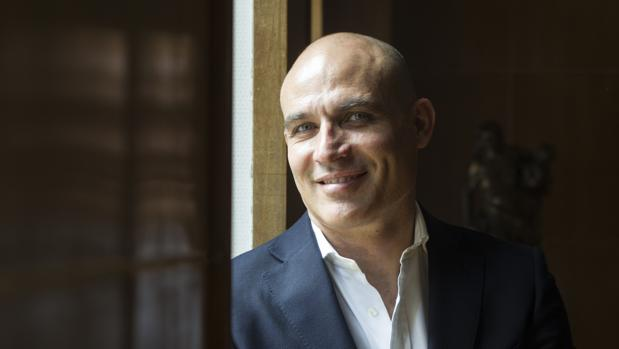 Bernardo Hernández, ponente de PassionTech/BMW Days, posa para ABC