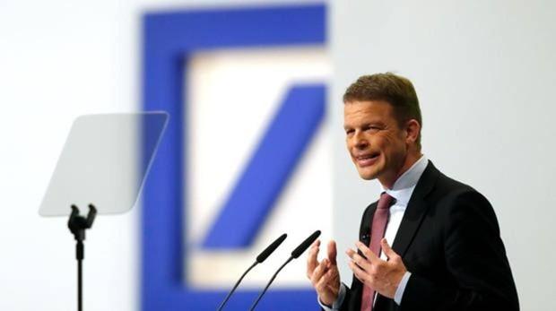 Christian Sewing, nuevo CEO de Deutsche Bank