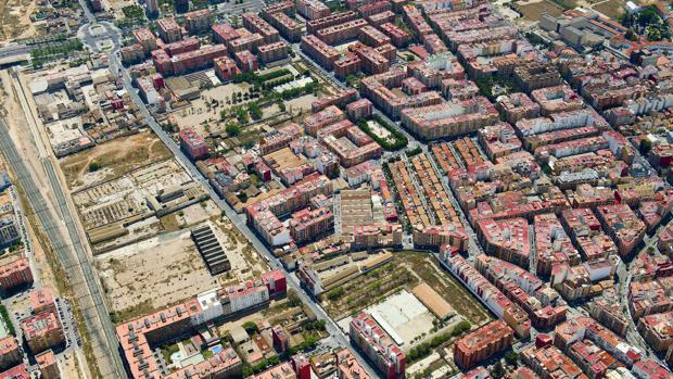 Suelo de Sepes en Valencia