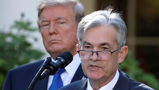 Trump ha mostrado en varias ocasiones su preferencia por una rebaja de tipos frente a la mayor prudencia del banco central estadounidense