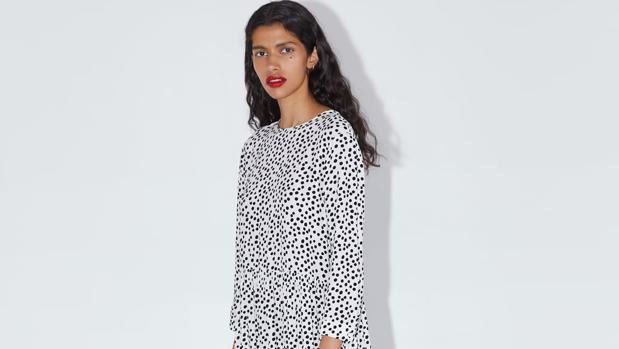 detalles para elige lo último mejor sitio Un vestido de Zara por 39,95 euros se convierte en viral ...
