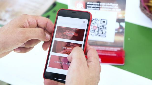 La app BR prevé alcanzar los 300 locales asociados a finales de 2019