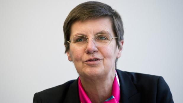 Elke König, presidenta de la Junta Única de Resolución