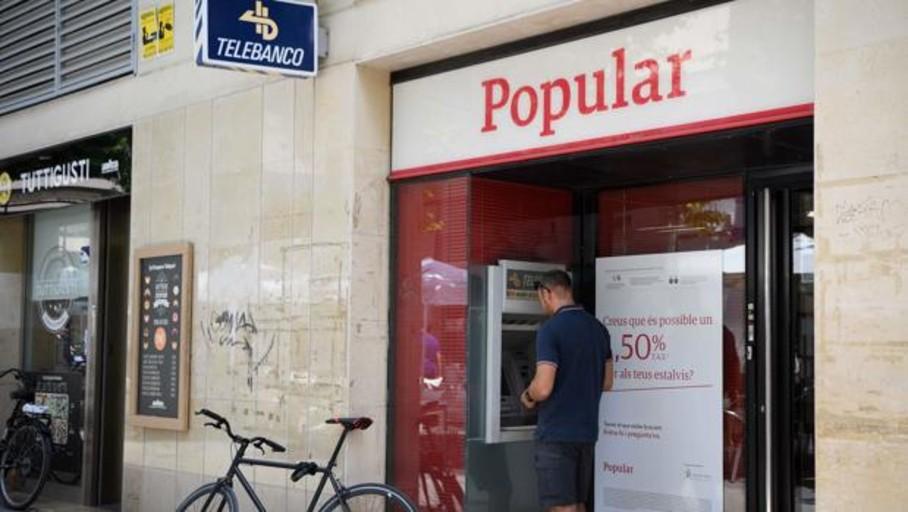 Los últimos restos del Banco Popular comienzan a desaparecer