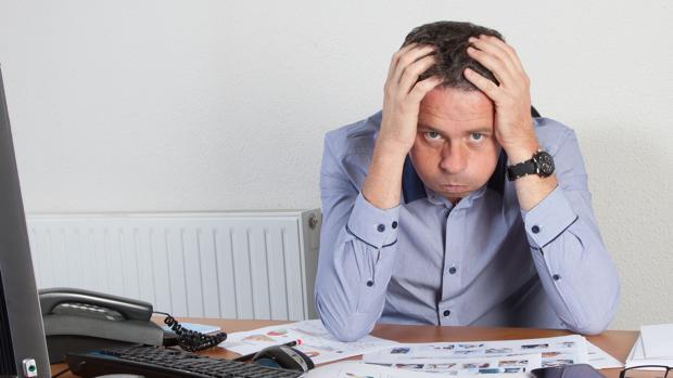 Muchos trabajadores sufrirán cuadros de estrés o fatiga al la vuelta de las vacaciones