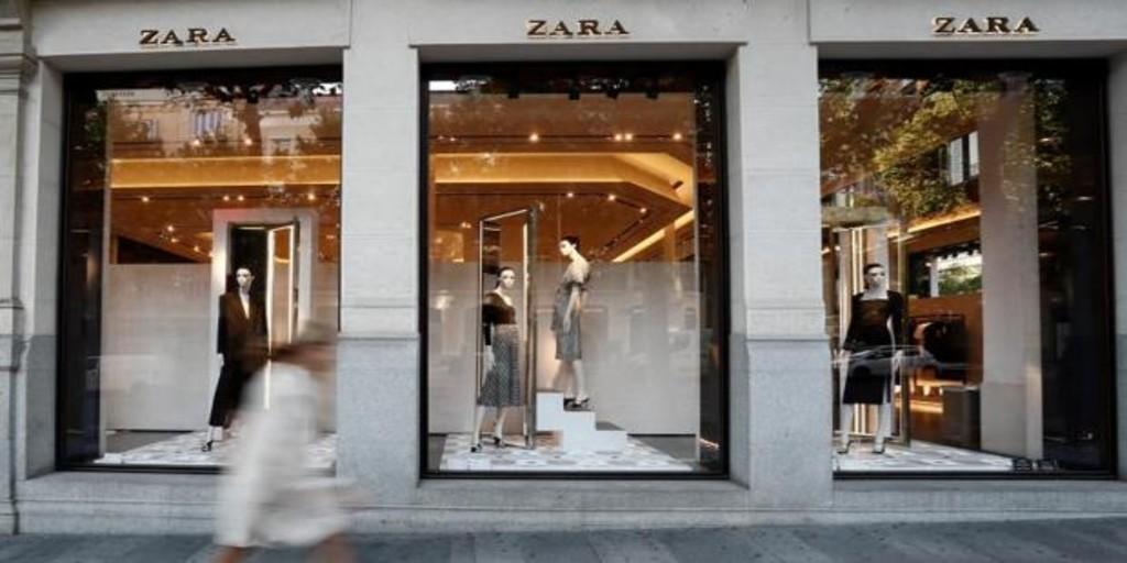 Zara, la marca que más rápido crece en España