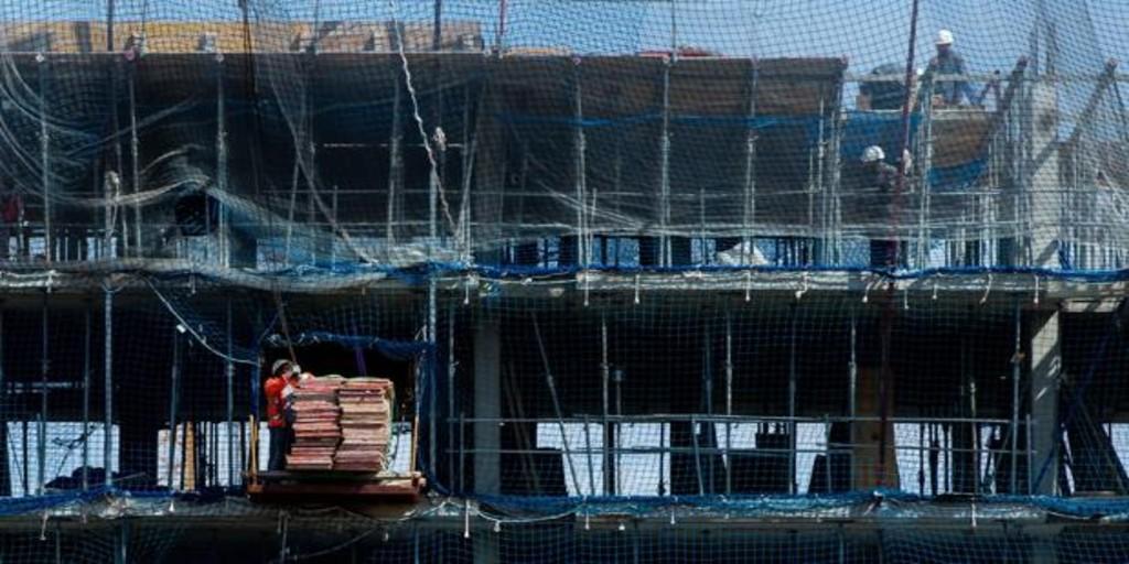 El estado de alarma sume en el caos al sector de la construcción