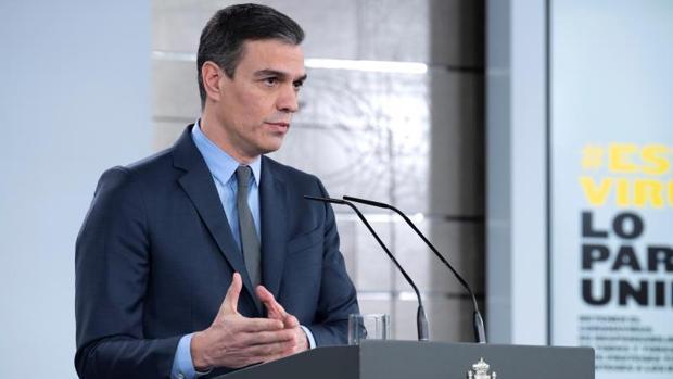 Pedro Sánchez endurece el estado de alarma y prohíbe toda ...