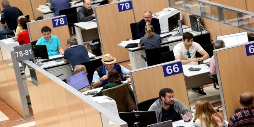 Hacienda prevé ingresar en la Renta 2019-2020 hasta 12.798 millones, un 3,1% más