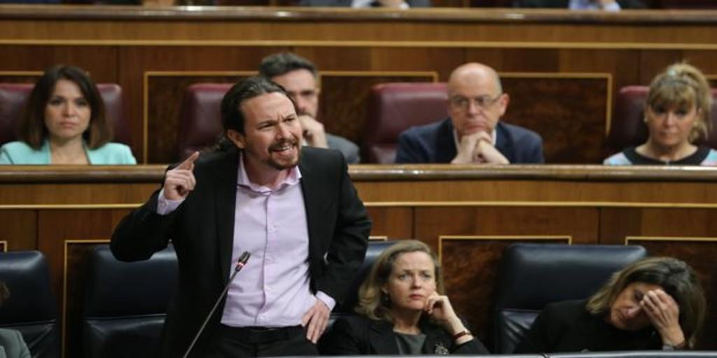 Iglesias presiona para imponer una renta permanente para cinco millones de perceptores