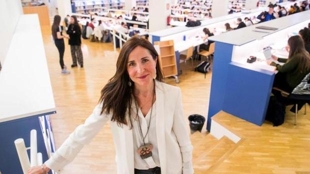 Alejandra Cortés, profesora de la Universidad de Zaragoza y Premio Educa Abanca a la Mejor Docente Universitaria de España 2019