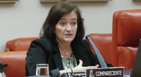 The president of the Independent Authority for Fiscal Responsibility (AIReF), Cristina Herrero