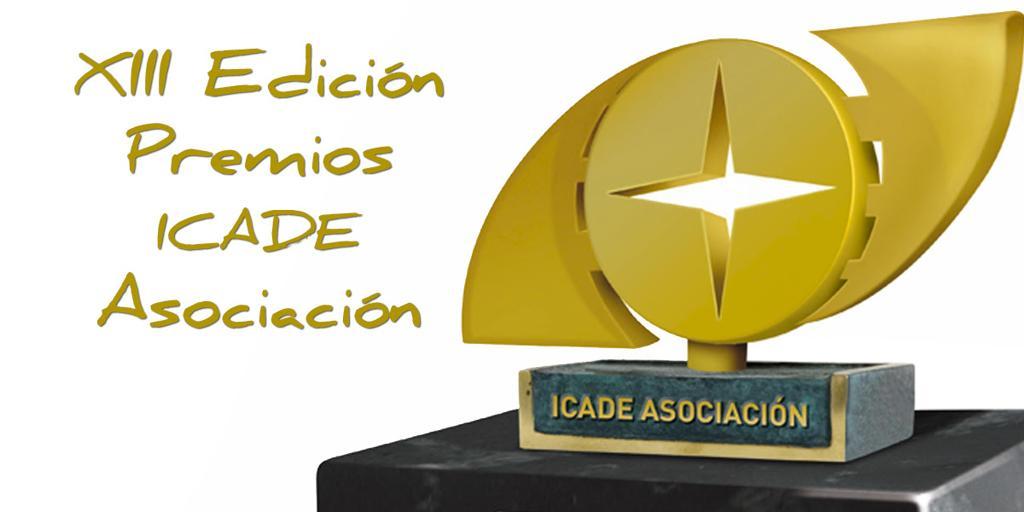 Los XIII Premios Icade Asociación se entregarán el próximo jueves en la Universidad Pontificia Comillas