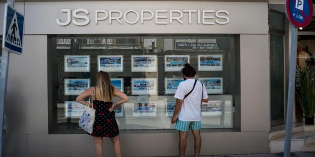 La banca extrema las precauciones con las hipotecas ante las turbulencias económicas