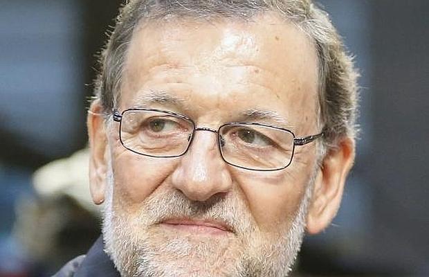 El presidente del Gobierno español, Mariano Rajoy, a su llegada a la Cumbre de los Jefes de Estado