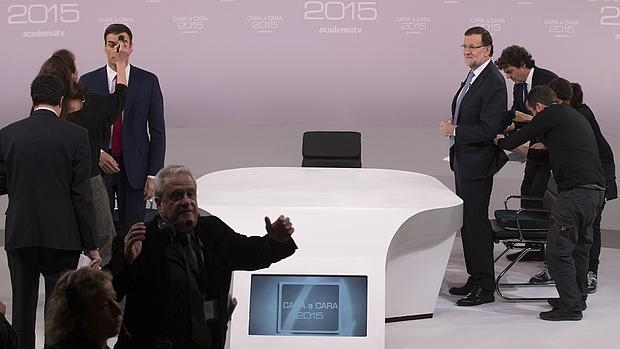 La televisión pública también reservará espacio para los partidos que se presenten en al menos 75 circunscripciones