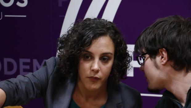 Nagua Alba, secretaria general de Podemos País Vasco