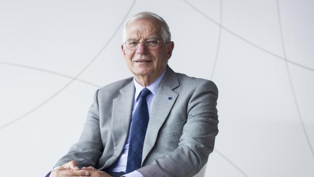 El expresidente del Parlamento Europeo y exministro socialista, Josep Borrell