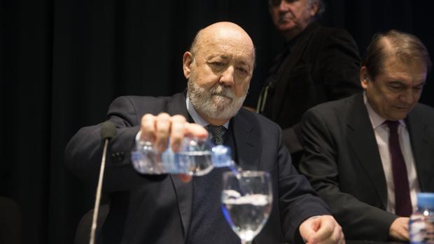 José Félix Tezanos, presidente del CIS, en diciembre