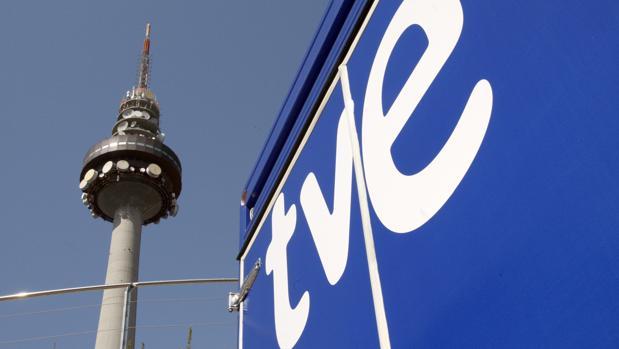 Sede de TVE en Madrid