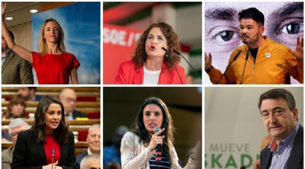 Debate de TVE para las elecciones generales 2019