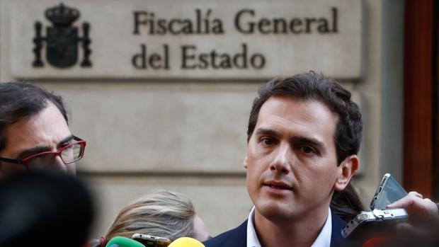 Rivera denuncia ante la Fiscalía el acoso en Rentería