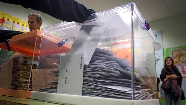 Resultados Elecciones Generales 2019 en Jaén capital