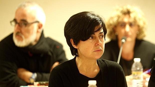 Porto, durante el juicio por el asesinato de su hija