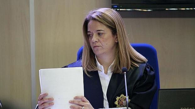 La magistrada Samantha Romero preside el tribunal que juzga el caso Nóos