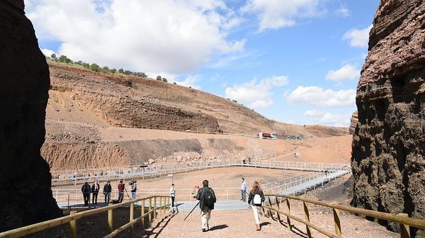 Identifican 70 volcanes en el Campo de Calatrava, en Ciudad Real