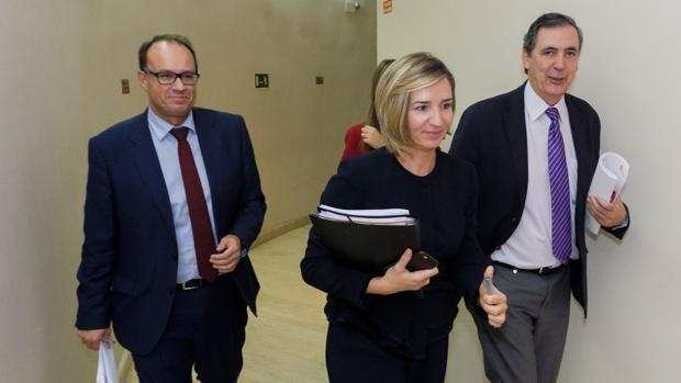 La consejera Alicia García presidió este miércoles la reunión de la Sección de Género del Observatorio de Castilla y León