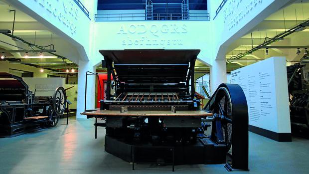 La Imprenta Municipal-Artes del Libro alberga una valiosa colección de más de 3.000 piezas