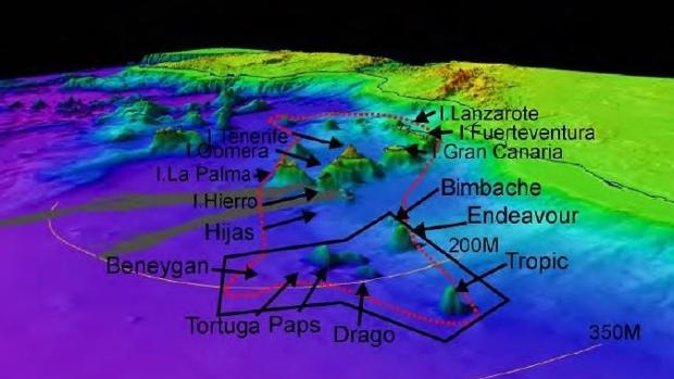 Científicos británicos encuentran en Canarias el mayor yacimiento mundial de telurio