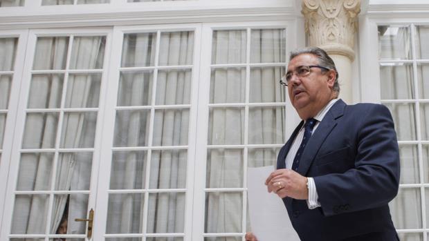 Juan Ignacio Zoido, ministro del Interior, en una imagen de archivo