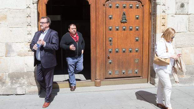 Comienza el juicio de la llamada «trama solar» de Zamora