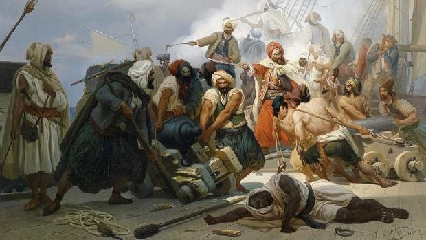 Un ataque morisco