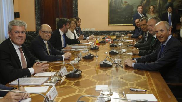 El acuerdo ha sido ratificado esta tarde en Madrid