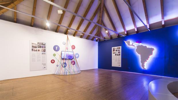 Exposición «25 años de América en su Casa»