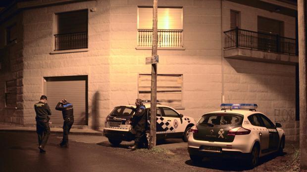 Guardia Civil de Orense, en una foto de archivo