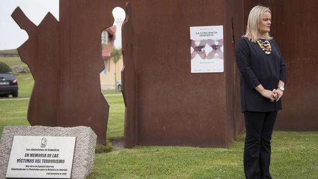 Mari Mar Blanco, presidenta de la Fundación Víctimas del Terrorismo