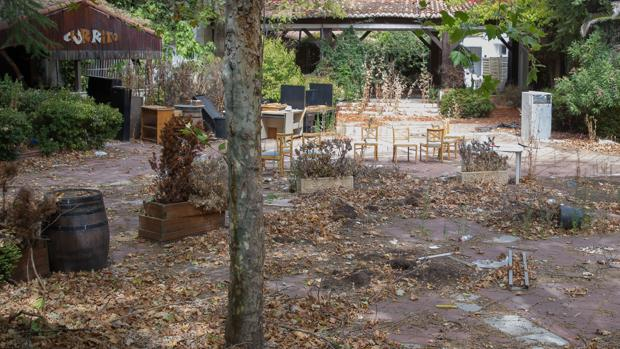 Carmena No Rehabilitará Los Restaurantes Okupados De La Casa