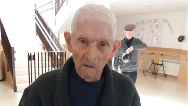 Anciano desaparecido en Cañada del Hoyo