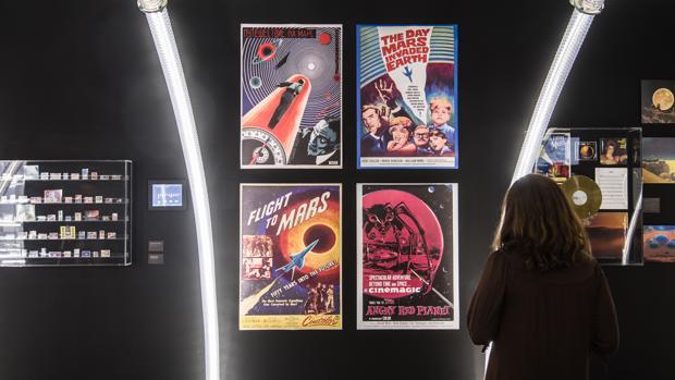 Exposición «Marte. La conquista de un sueño» en el Espacio Fundación Telefónica