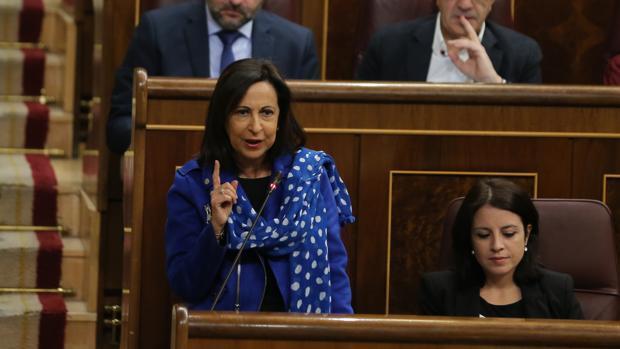 Margarita Robles perdió su puesto como magistrada en el Supremo al regresar a la política