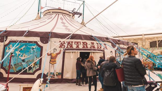 Imagen del circo