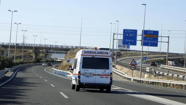 Circunvalación de Alicante