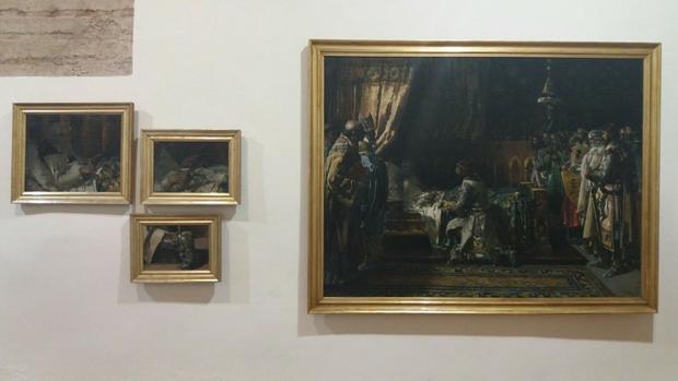 Imatge de la mostra en el MUMA de Alzira